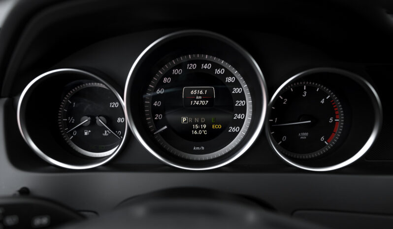 Mercedes C220 full